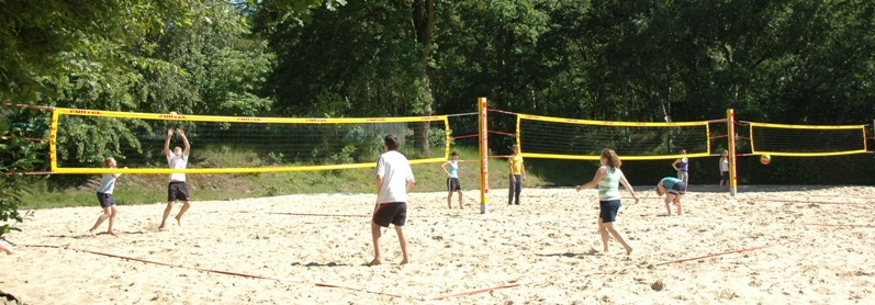 Projekt Beachvolleyball