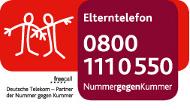 Nummer gegen Kummer - Elterntelefon